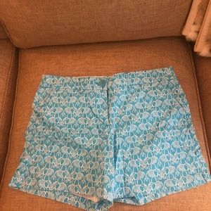 Crown and Ivy Elephant Shorts